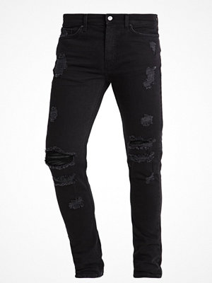 Jeans - Tigha MORTEN  Jeans relaxed fit vintage black
