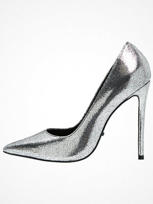 Topshop GAMBLE Klassiska pumps silver
