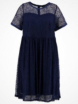 Dorothy Perkins Curve Sommarklänning navy blue
