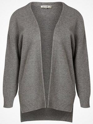 Selected Femme Kofta light grey melange