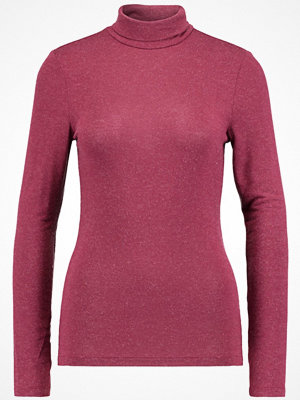Vero Moda VMVISWO Stickad tröja zinfandel