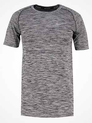 Sportkläder - Nike Performance Tshirt bas black/heather