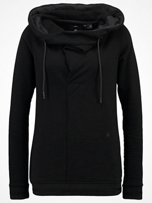 G-Star GStar XARIN SLIM DRAPY HDD SW L/S Sweatshirt dark black