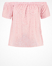Hollister Co. Tshirt med tryck light pink