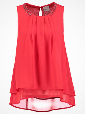 Vero Moda VMNIKITA Blus racing red