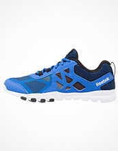 Sport & träningsskor - Reebok SUBLITE TRAIN 4.0 Aerobics & gympaskor awesome blue/black