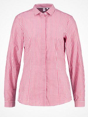 Seidensticker Skjorta rot/weiß