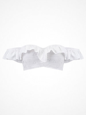 Seafolly LOLA RAE  Bikiniöverdel white