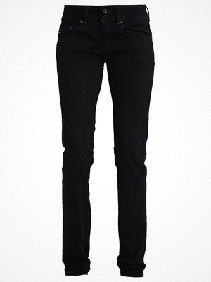 G-Star GStar MIDGE SADDLE MID STRAIGHT Jeans straight leg black veli superstretch