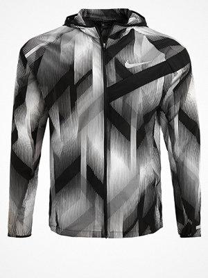 Nike Performance Löparjacka black/reflective silver