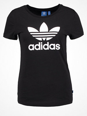 Adidas Originals Tshirt med tryck black