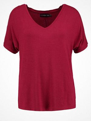 Even&Odd Tshirt bas dark red