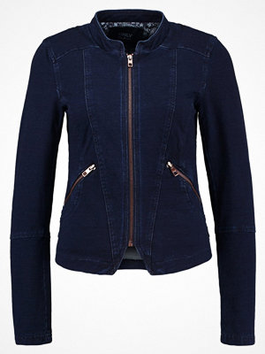 Only ONLJODIE Blazer dark blue denim