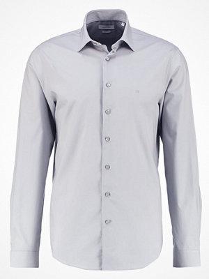 Skjortor - Calvin Klein CANNES FITTED Skjorta grey