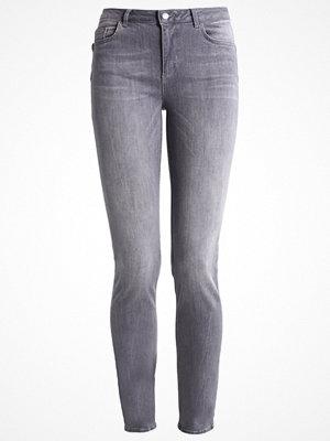 Liu Jo Jeans BOTTOM UP MAGNETIC     Jeans slim fit denim grey