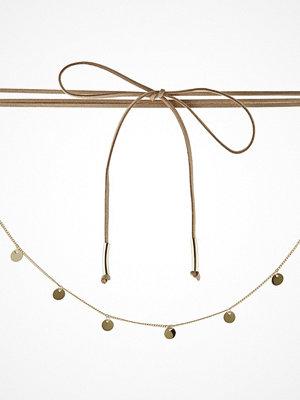 Topshop Halsband beige