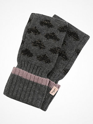 Handskar & vantar - Becksöndergaard EMBER Torghandskar dark grey melange
