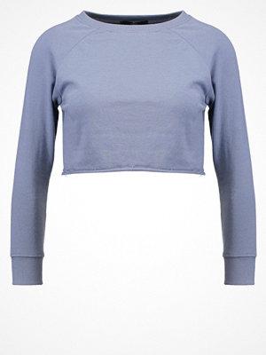 Missguided Petite Sweatshirt grey