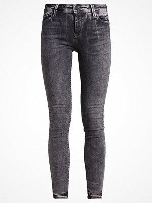 Only ONLDELUX Jeans Skinny Fit dark grey denim