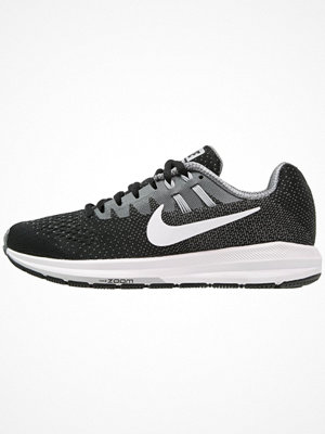 Sport & träningsskor - Nike Performance AIR ZOOM STRUCTURE 20 Löparskor stabilitet black/white/cool grey/pure platinum/wolf grey