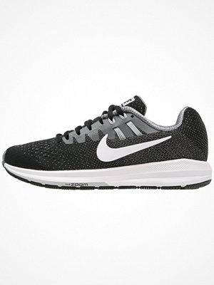 Sport & träningsskor - Nike Performance AIR ZOOM STRUCTURE 20 Löparskor stabilitet black/white/cool grey/pure platinum/wolf grey
