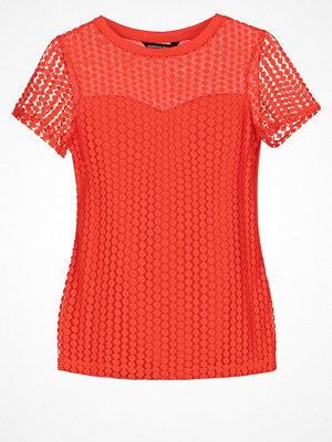 Dorothy Perkins Tshirt med tryck orange