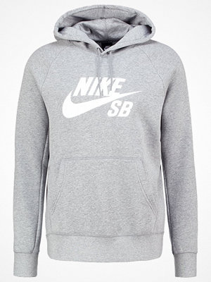 Nike Sb ICON Luvtröja dark grey heather