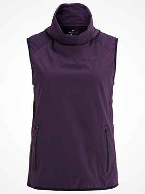 Västar - Nike Performance Väst purple dynasty/purple shade/peach cream