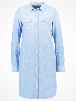 Levi's® ICONIC WESTERN Jeansklänning grunge blue