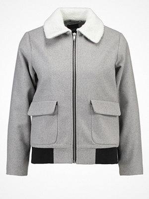 New Look Petite SADIE BORG Tunn jacka mid grey