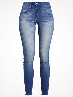 Vila VICOMMIT Jeans Skinny Fit medium blue denim