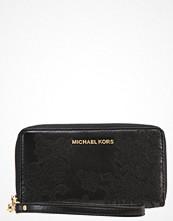 Plånböcker - MICHAEL Michael Kors LACE  Plånbok black