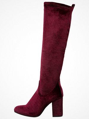 SPM BENDLE Klassiska stövlar burgundy
