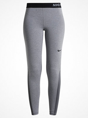 Sportkläder - Nike Performance PRO DRY Tights dark grey/heather/black