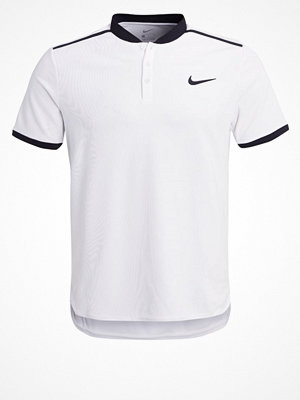 Sportkläder - Nike Performance COURT ADVANTAGE Tshirt bas white/black