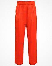 Stine Goya VINNIE Tygbyxor red orange