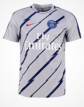 Sportkläder - Nike Performance PARIS SAINTGERMAIN Tshirt med tryck wolf grey/wolf grey/midnight navy/university red
