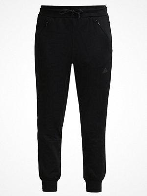 Adidas Performance SEASONAL Träningsbyxor black