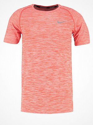 Sportkläder - Nike Performance Funktionströja orange/silver
