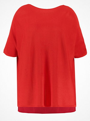 Lauren Ralph Lauren Woman NUMYLA  Tshirt bas brilliant red