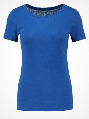 Benetton Tshirt bas bleuette