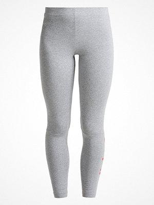Adidas Performance ESSENTIAL Tights medium grey heather/core pink