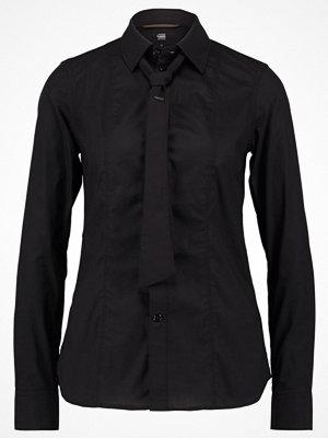 G-Star GStar MT CORE SLIM SHIRT L/S Skjorta black