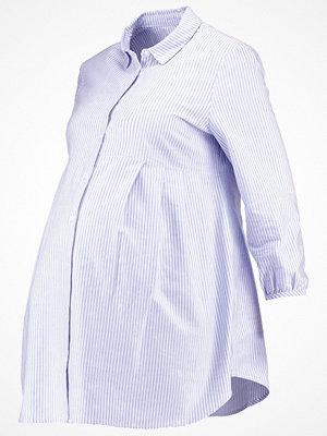 Zalando Essentials Maternity Skjorta white/blue