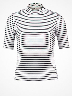 Abercrombie & Fitch Tshirt med tryck white