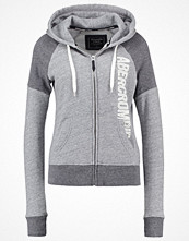 Street & luvtröjor - Abercrombie & Fitch CORE  Sweatshirt grey