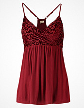 Hollister Co. Linne red