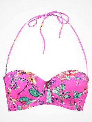 watercult VINTAGE NOW Bikiniöverdel hotpink