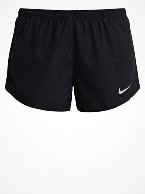 Nike Performance DRY MODERN TEMPO EMBOSSED Träningsshorts black/reflective silver