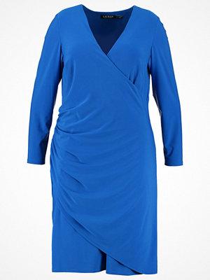 Lauren Ralph Lauren Woman Jerseyklänning madeline blue